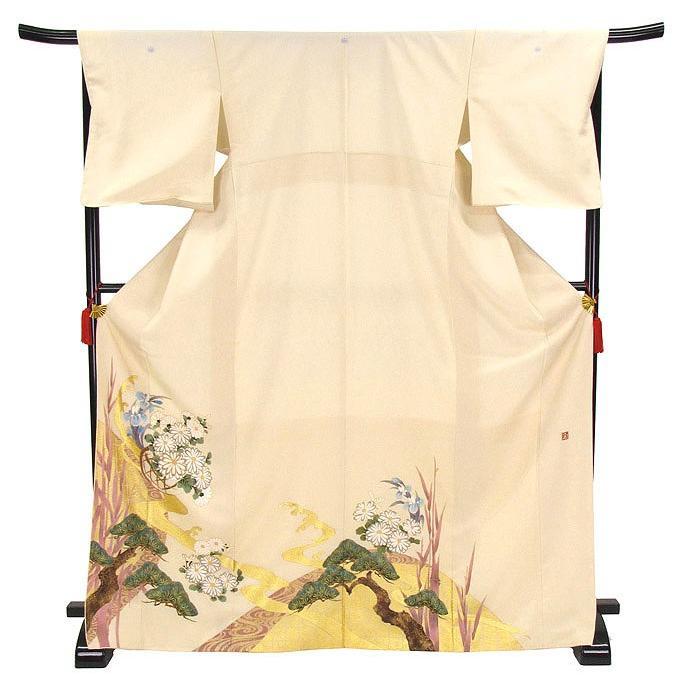 ブランド桂由美/琳派の調べ 色留袖 レンタル 785番 20点フルセットレンタル 往復送料無料|kimono-world|04