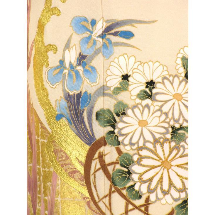 ブランド桂由美/琳派の調べ 色留袖 レンタル 785番 20点フルセットレンタル 往復送料無料|kimono-world|05