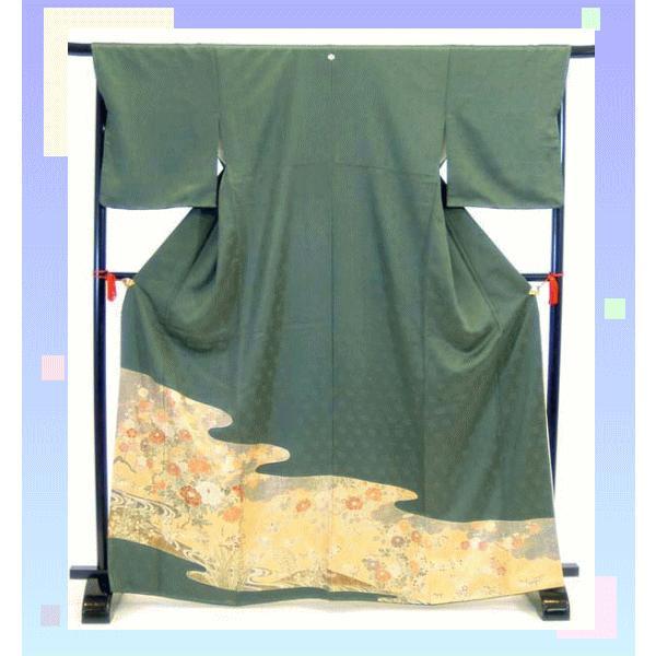 色留袖 レンタル 786番 20点フルセットレンタル 往復送料無料|kimono-world|03