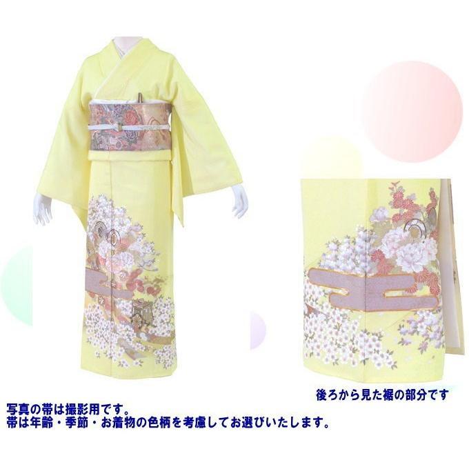 金彩友禅 色留袖 レンタル 787番 20点フルセットレンタル 往復送料無料|kimono-world|02
