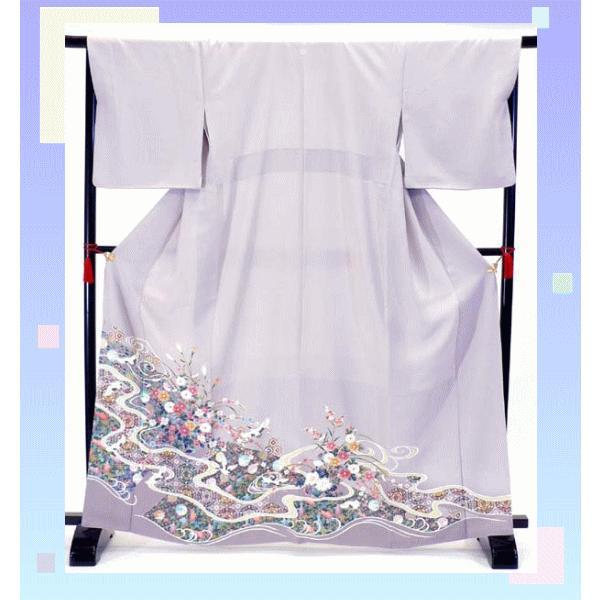 色留袖 レンタル 789番 20点フルセットレンタル 往復送料無料|kimono-world|03
