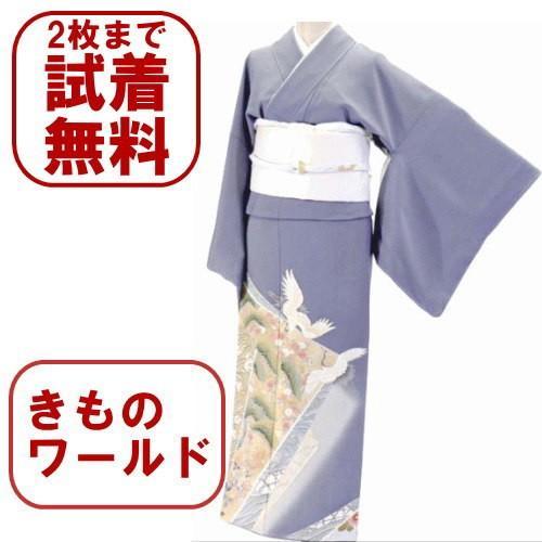 色留袖 レンタル 790番 20点フルセットレンタル 往復送料無料|kimono-world