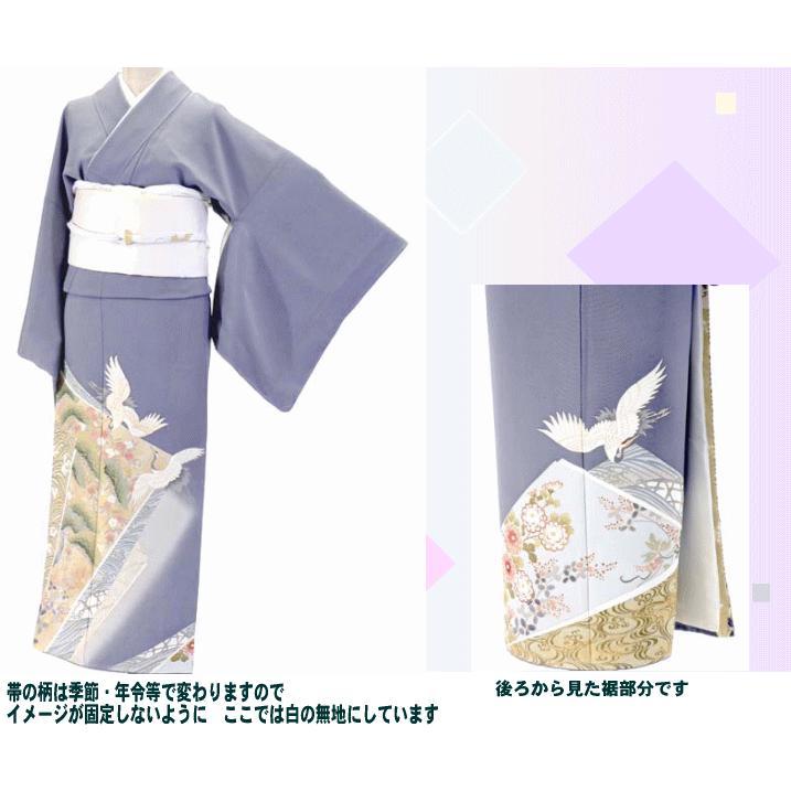 色留袖 レンタル 790番 20点フルセットレンタル 往復送料無料|kimono-world|02