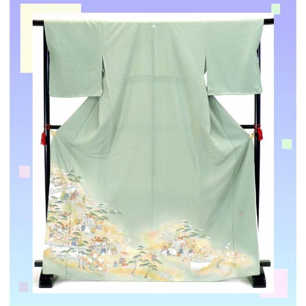 色留袖 レンタル 791番 20点フルセットレンタル 往復送料無料|kimono-world|03