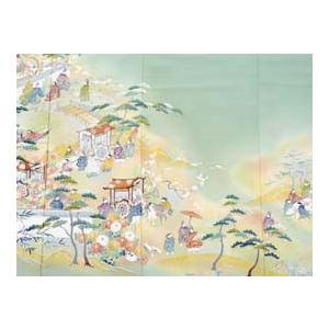 色留袖 レンタル 791番 20点フルセットレンタル 往復送料無料|kimono-world|04