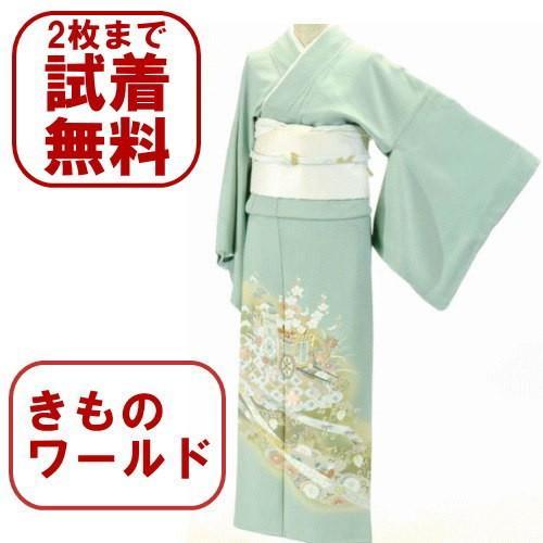 色留袖 レンタル 793番 20点フルセットレンタル 往復送料無料 kimono-world