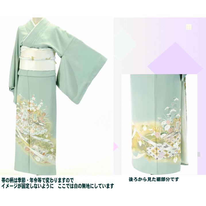 色留袖 レンタル 793番 20点フルセットレンタル 往復送料無料 kimono-world 02
