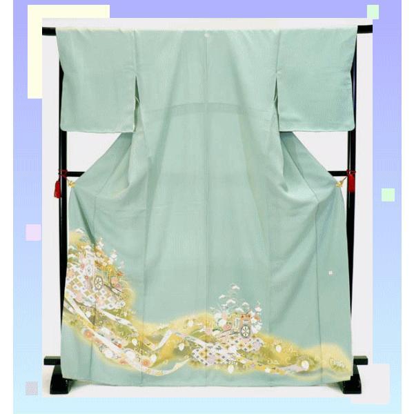 色留袖 レンタル 793番 20点フルセットレンタル 往復送料無料 kimono-world 03
