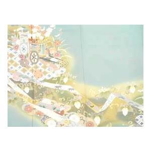 色留袖 レンタル 793番 20点フルセットレンタル 往復送料無料 kimono-world 04