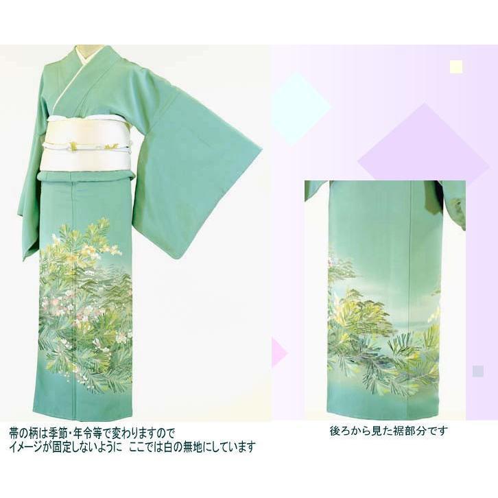 色留袖 レンタル 796番 20点フルセットレンタル 往復送料無料|kimono-world|02