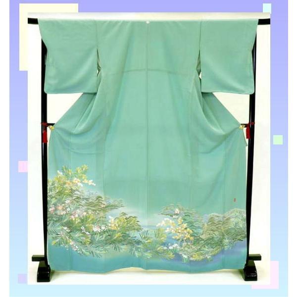 色留袖 レンタル 796番 20点フルセットレンタル 往復送料無料|kimono-world|03