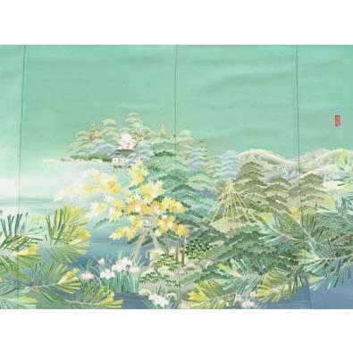色留袖 レンタル 796番 20点フルセットレンタル 往復送料無料|kimono-world|05