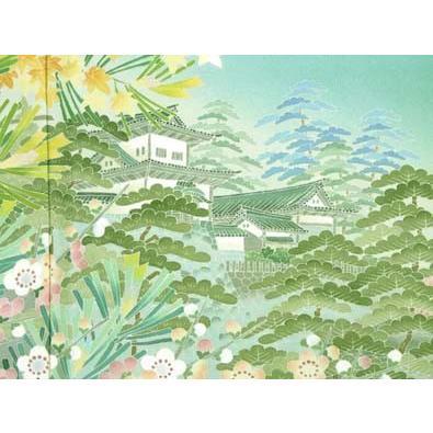 色留袖 レンタル 796番 20点フルセットレンタル 往復送料無料|kimono-world|06
