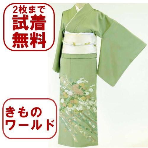 色留袖 レンタル 797番 20点フルセットレンタル 往復送料無料 kimono-world