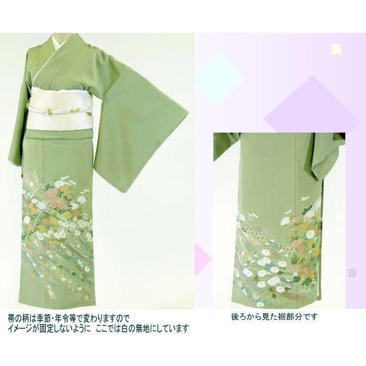色留袖 レンタル 797番 20点フルセットレンタル 往復送料無料 kimono-world 02