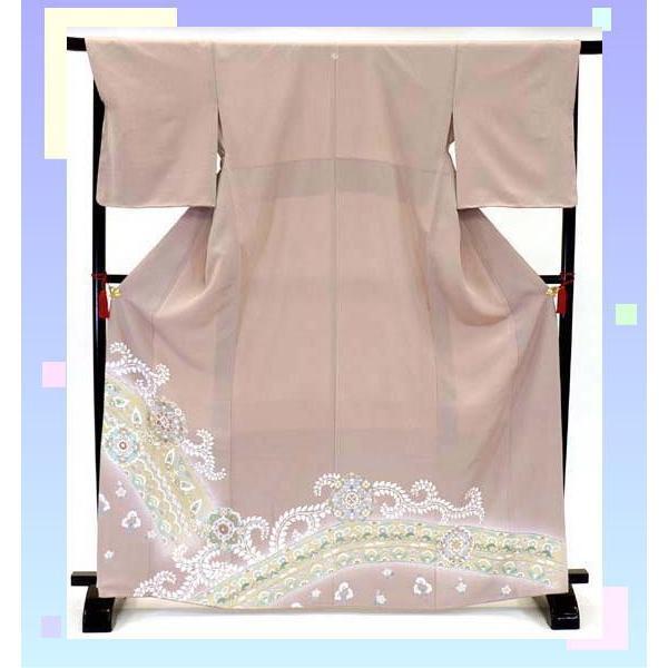 色留袖 レンタル 800番 20点フルセットレンタル 往復送料無料|kimono-world|03