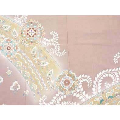 色留袖 レンタル 800番 20点フルセットレンタル 往復送料無料|kimono-world|04