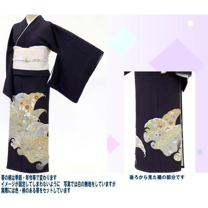 色留袖 レンタル 801番 20点フルセットレンタル 往復送料無料|kimono-world|02
