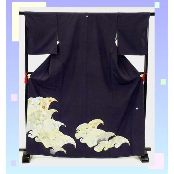 色留袖 レンタル 801番 20点フルセットレンタル 往復送料無料|kimono-world|03