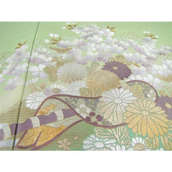 桂由美 色留袖 レンタル 803番 20点フルセットレンタル 往復送料無料 kimono-world 06