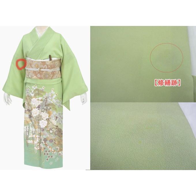 桂由美 色留袖 レンタル 803番 20点フルセットレンタル 往復送料無料 kimono-world 08