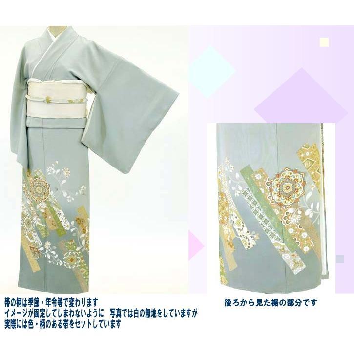 色留袖 レンタル 804番 20点フルセットレンタル 往復送料無料 kimono-world 02