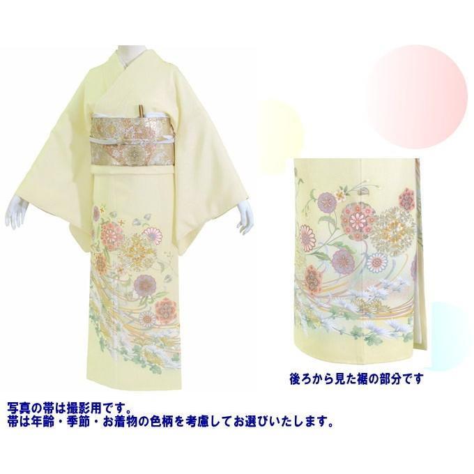 色留袖 レンタル 805番 20点フルセットレンタル 往復送料無料 kimono-world 02