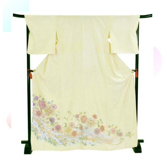 色留袖 レンタル 805番 20点フルセットレンタル 往復送料無料 kimono-world 03