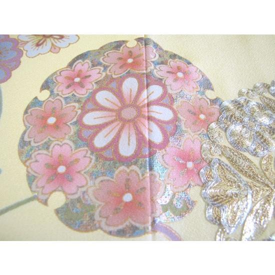 色留袖 レンタル 805番 20点フルセットレンタル 往復送料無料 kimono-world 06
