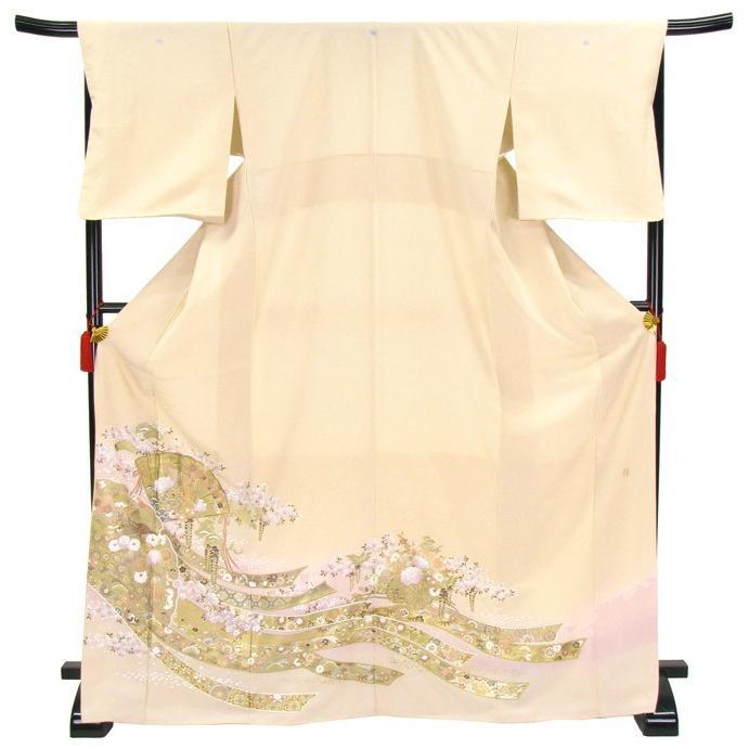 ブランド桂由美/古都の春 色留袖 レンタル 808番 20点フルセットレンタル 往復送料無料 kimono-world 04