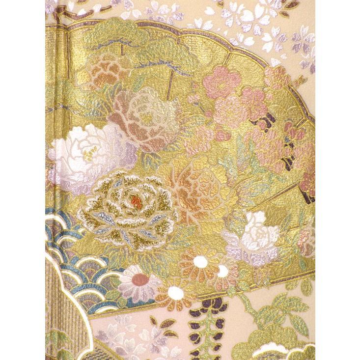 ブランド桂由美/古都の春 色留袖 レンタル 808番 20点フルセットレンタル 往復送料無料 kimono-world 05