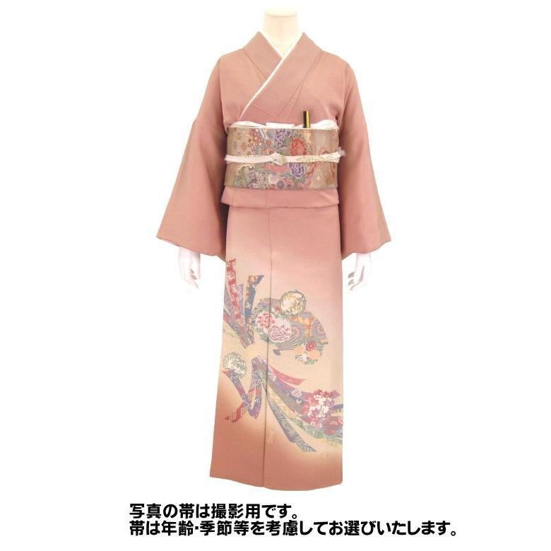 色留袖 レンタル 809番 20点フルセットレンタル 往復送料無料 kimono-world 03