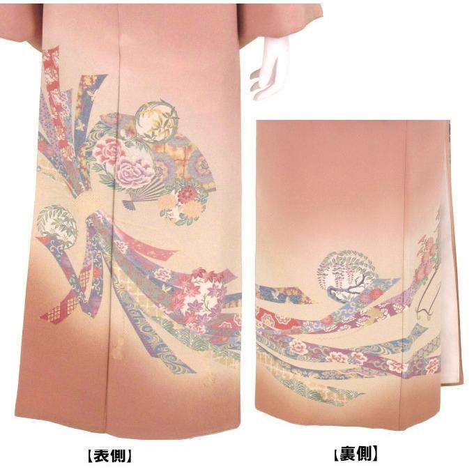 色留袖 レンタル 809番 20点フルセットレンタル 往復送料無料 kimono-world 04