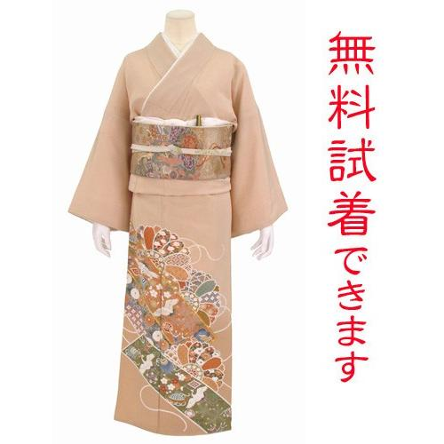色留袖 レンタル 812番 20点フルセットレンタル 往復送料無料|kimono-world