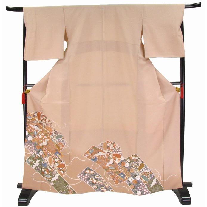 色留袖 レンタル 812番 20点フルセットレンタル 往復送料無料|kimono-world|02
