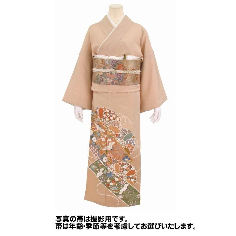 色留袖 レンタル 812番 20点フルセットレンタル 往復送料無料|kimono-world|03