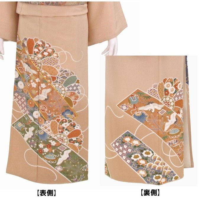 色留袖 レンタル 812番 20点フルセットレンタル 往復送料無料|kimono-world|04