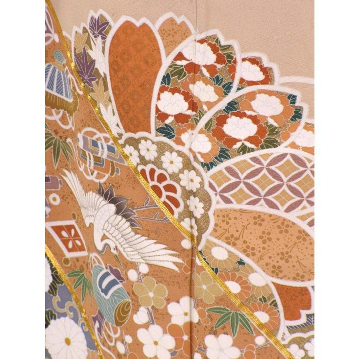 色留袖 レンタル 812番 20点フルセットレンタル 往復送料無料|kimono-world|05