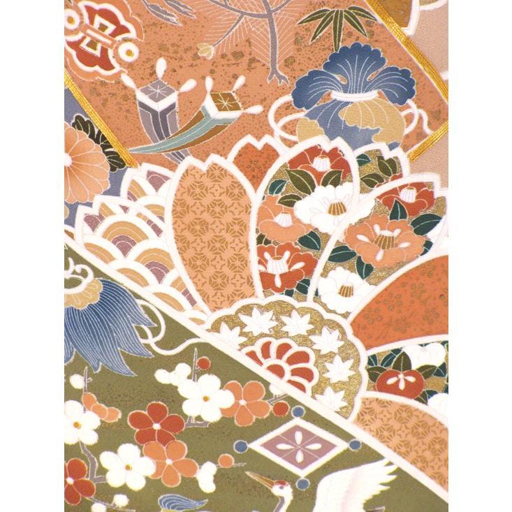 色留袖 レンタル 812番 20点フルセットレンタル 往復送料無料|kimono-world|06