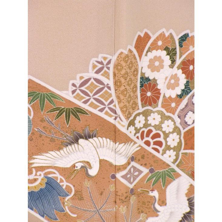 色留袖 レンタル 812番 20点フルセットレンタル 往復送料無料|kimono-world|07