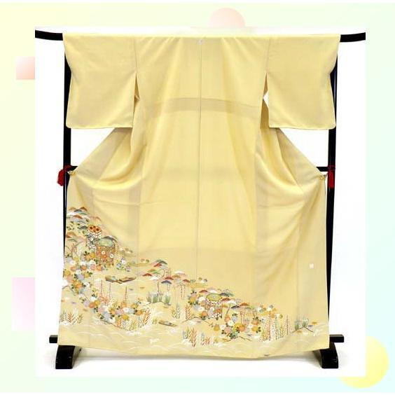色留袖 レンタル 814番 20点フルセットレンタル 往復送料無料 kimono-world 03