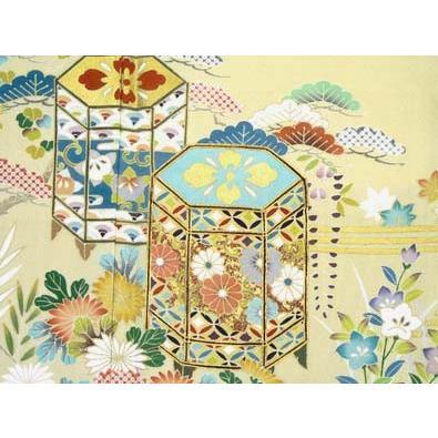 色留袖 レンタル 814番 20点フルセットレンタル 往復送料無料 kimono-world 04