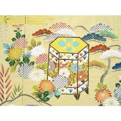 色留袖 レンタル 814番 20点フルセットレンタル 往復送料無料 kimono-world 05