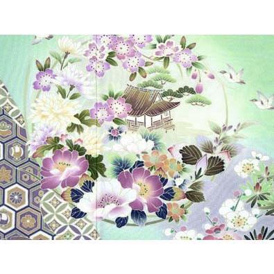 色留袖 レンタル 816番 20点フルセットレンタル 往復送料無料|kimono-world|04