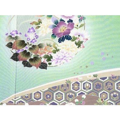 色留袖 レンタル 816番 20点フルセットレンタル 往復送料無料|kimono-world|05