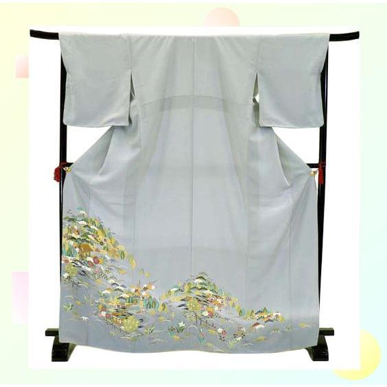 色留袖 レンタル 817番 20点フルセットレンタル 往復送料無料|kimono-world|03