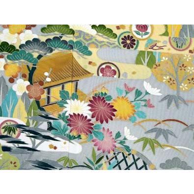 色留袖 レンタル 817番 20点フルセットレンタル 往復送料無料|kimono-world|04