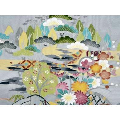 色留袖 レンタル 817番 20点フルセットレンタル 往復送料無料|kimono-world|05