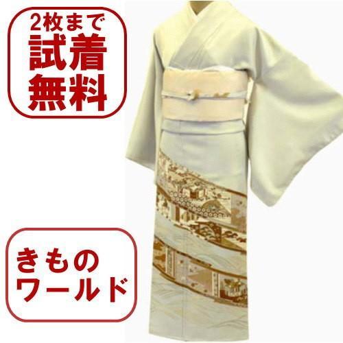 色留袖 レンタル 818番 20点フルセットレンタル 往復送料無料|kimono-world
