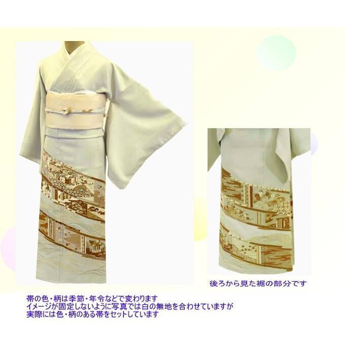 色留袖 レンタル 818番 20点フルセットレンタル 往復送料無料|kimono-world|02